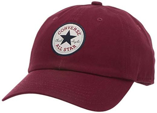 Converse Women's Unisex Tipoff Chuck Patch Baseball Hat