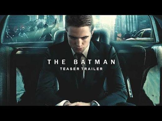 THE BATMAN (2021) Teaser Trailer - YouTube