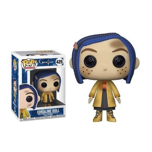 Funko de Coraline doll 💗