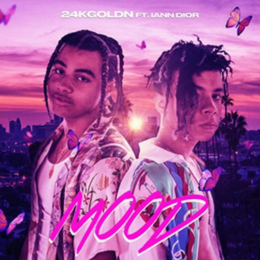 Mood - 24kGoldn feat. Iann Dior