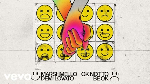 OK Not To Be OK - Marshmello, Demi Lovato