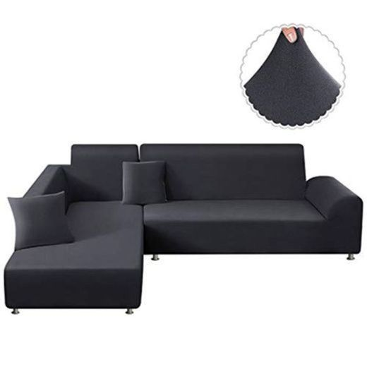 TAOCOCO Funda para sofá Funda para sofá en Forma de L Funda
