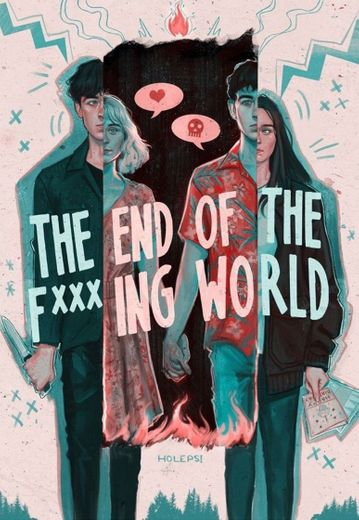 The End of the F***ing World | Netflix Official Site