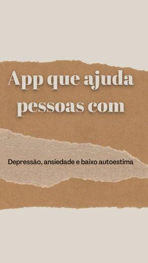 App que ajuda pessoas com ansiedade