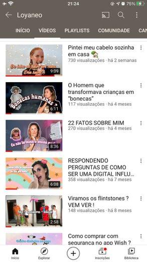 Loyaneo - YouTube