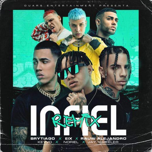 Infiel - Remix