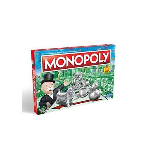 Hasbro Gaming Monopoly - Juego de las Propiedades Inmobiliarias, Edición Cataluña, Calles