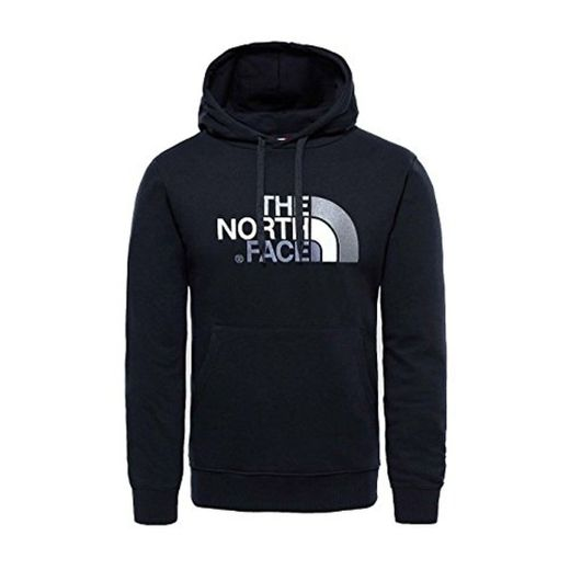 The North Face Sudadera Drew Peak, Hombre, Negro