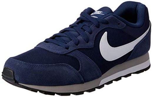 Nike MD Runner 2, Zapatillas de Running Hombre, Azul