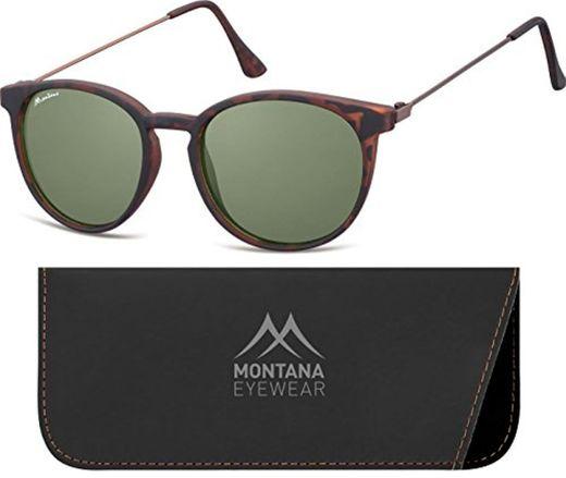 Montana S33 gafas de sol, Multicolor (Turtle