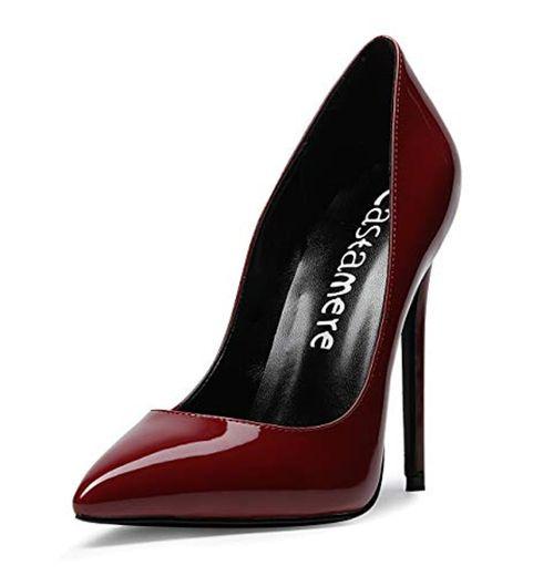 CASTAMERE Mujer Zapatos de Tacón Zapatos Mujer Tacon Fiesta Sexy Clásico Stilettos