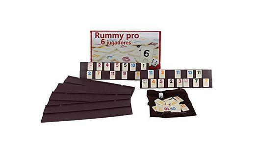 Aquamarine Games - Rummy, 6 jugadores