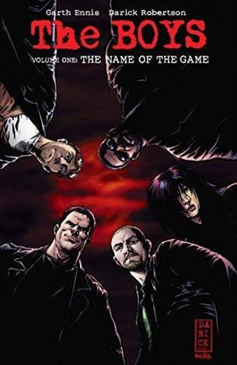 The Boys Vol. 1: The Name of the Game (Garth Ennis' The Boys