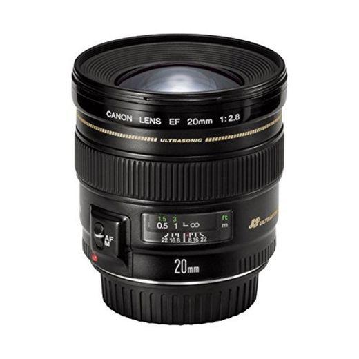 Objetivo Canon EF 20 MM 2
