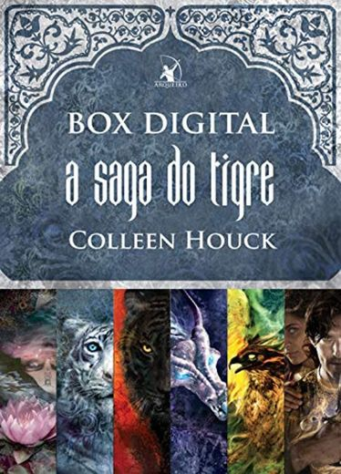 Box A saga do tigre: A maldição do tigre • O resgate