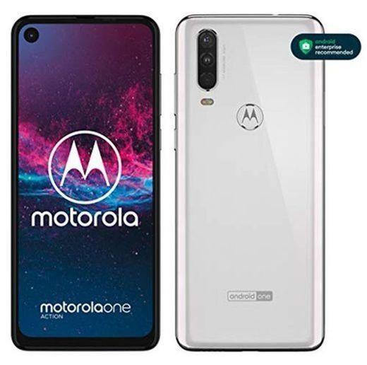 Motorola One Action - Smartphone Dual SIM (Triple cámara: 12 MP