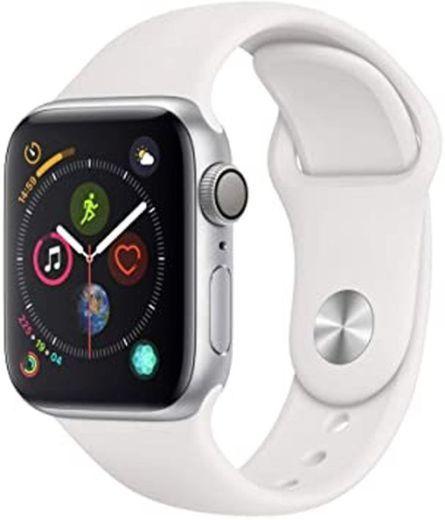 Apple Watch Series 4 Reloj Inteligente Gris OLED GPS