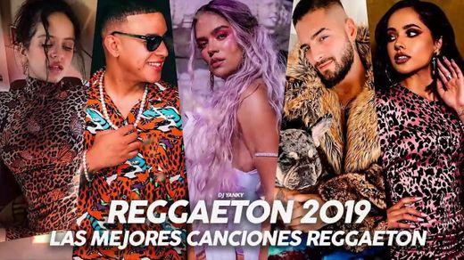 Reggaeton Mix 2019 - Lo Mas Escuchado Reggaeton 2019 - YouTube