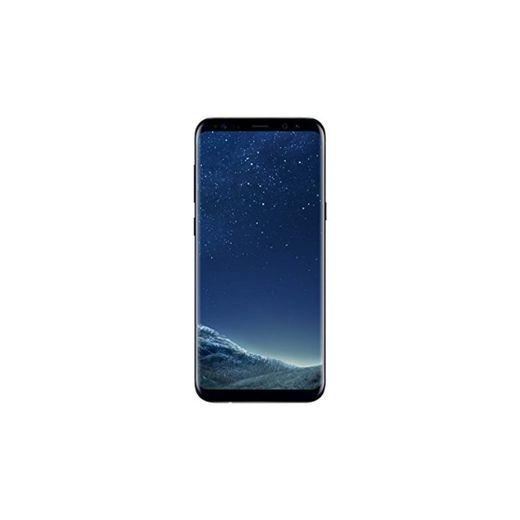 """Samsung Galaxy S8,  Smartphone libre Android (5.8"""", 4 GB RAM, 4G, 12 MP), [Versión española: incluye Samsung Pay, actualizaciones de software y de Bixby, compatibilidad de redes]"""