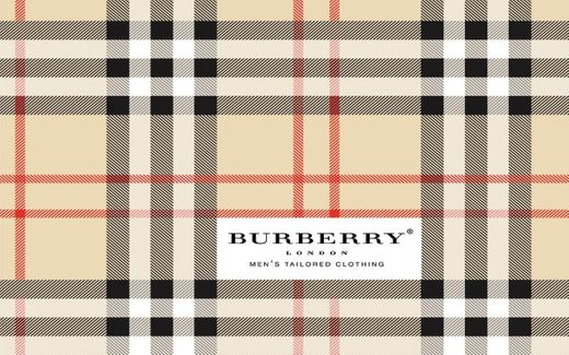 Burberry Background