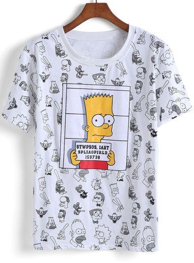 Camiseta BE PART OF IT