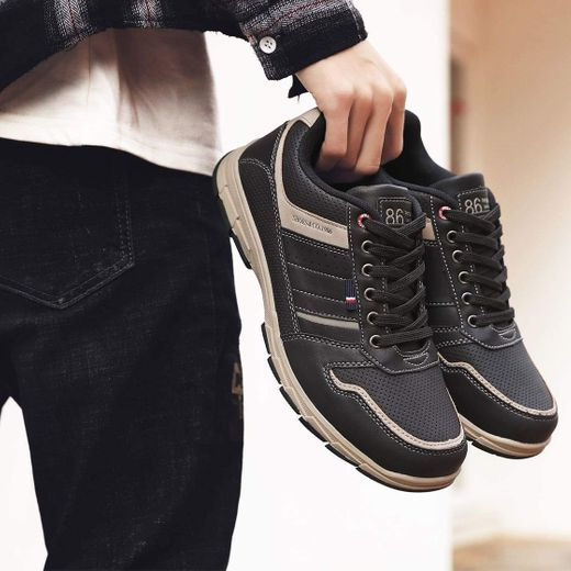 ARRIGO BELLO Zapatillas Hombre Zapatos de Casual Sneakers Vestir Deportivas Confort Jogging