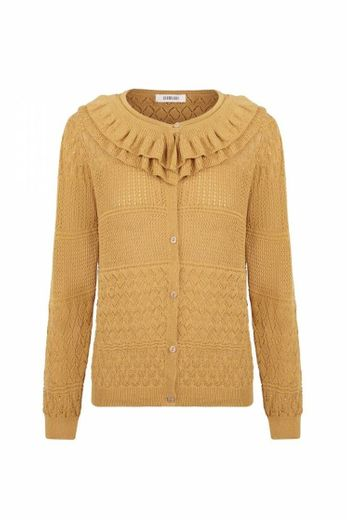 Suéter cordão simples