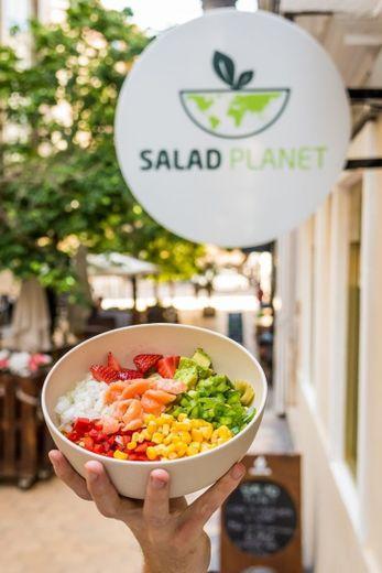 Salad Planet