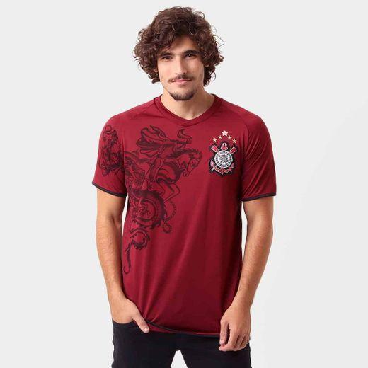 Camisa Corinthians São Jorge