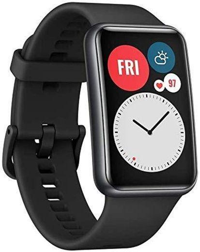 HUAWEI Watch FIT - Smartwatch con Cuerpo de Metal