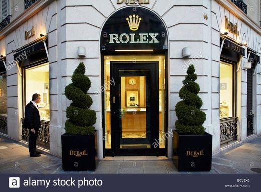 Rolex in Berger Store
