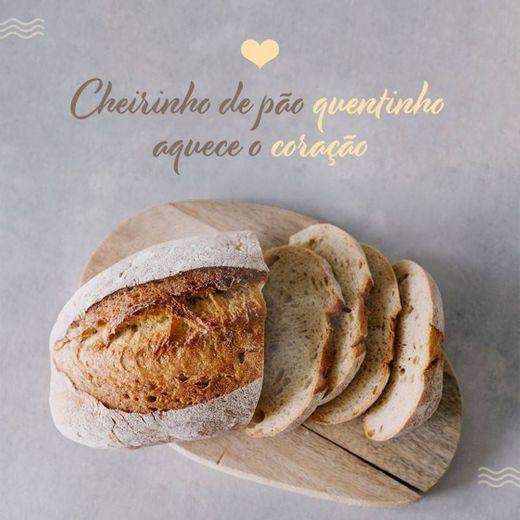 Amo um pão  quentinho 😋
