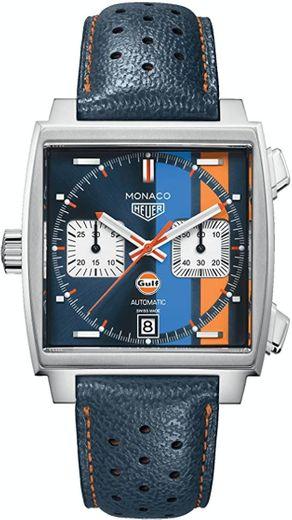 TAG Heuer - Reloj de hombre Monaco