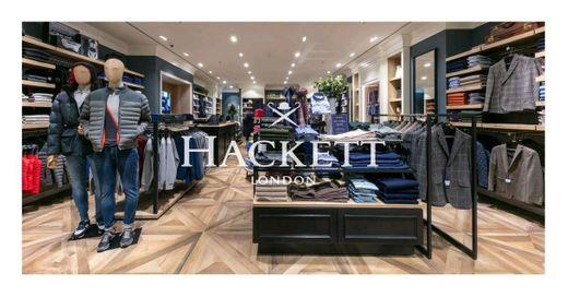 Hackett London AMR Front Quilt FZ Sudadera, 9dublk