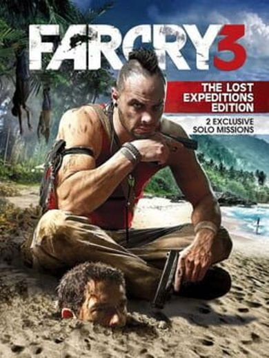 Far Cry 3 - The Lost Expeditions Edition