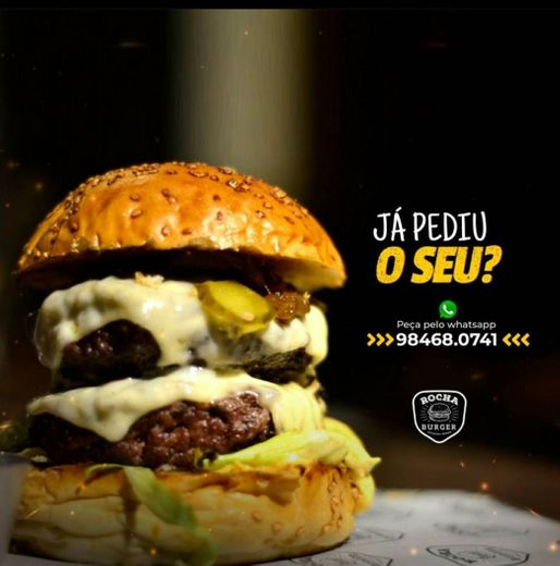Rocha Burger