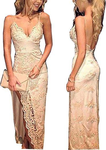 Fanciest Spaghetti Dresses Backless Evening B0778N3B6C amazo