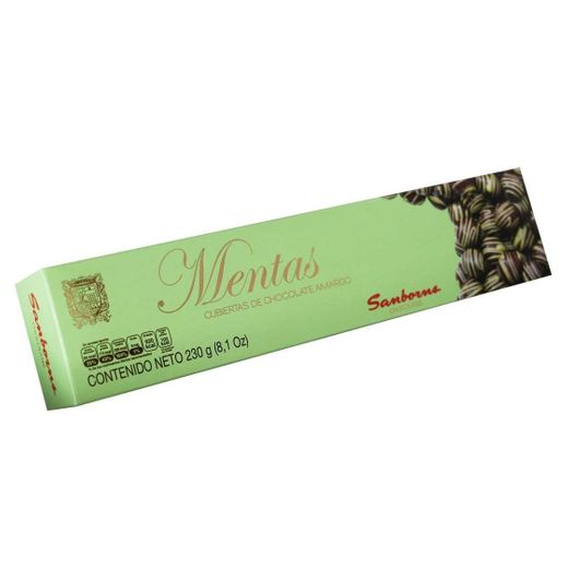 Caja de chocolates menta azulejos sanborns - Sears
