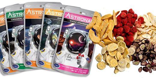 Astronaut Foods Freeze-Dried Fruit Variety Sampler, NASA Space ...