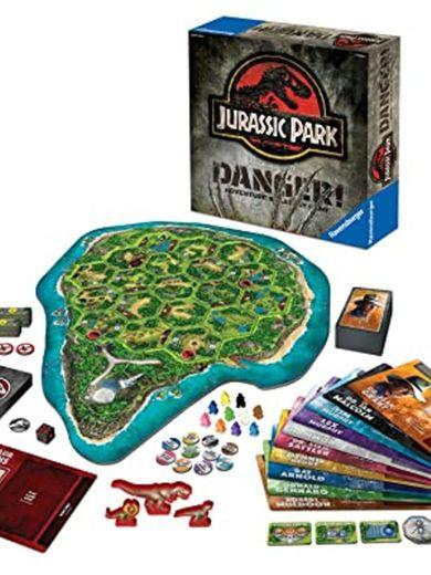 Ravensburger  US Jurassic Adventure Strategy B07D3N5CNZ