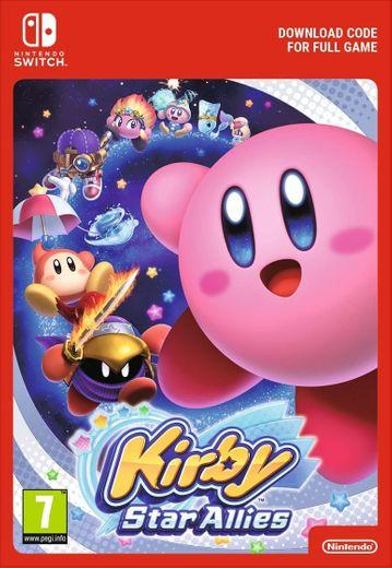 Kirby Star Allies - Nintendo Switch: Nintendo of ... - Amazon.com
