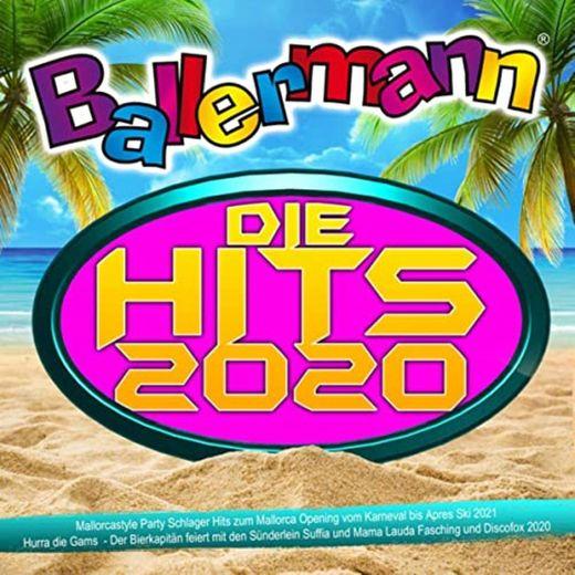Ballermann 2020 die Hits (Mallorcastyle Party Schlager Hits zum ...