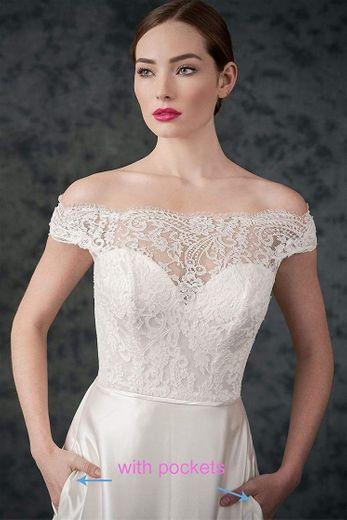 Newatoms Women's Off The Shoulder Lace Top A ... - Amazon.com