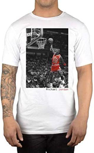 Mens Michael Jordan Fearless Graphic tee Shirt Summer Fashion T ...