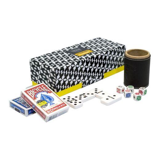 Set casino básico juvenil novelty - juego de mesa - Sears