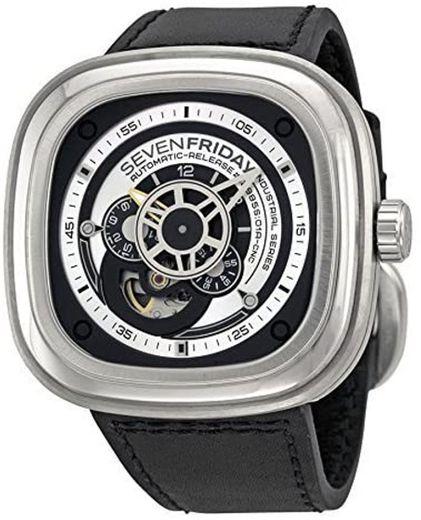 SEVENFRIDAY Men's Japanese Automatic Watch ... - Amazon.com