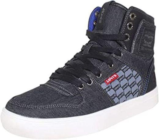 Levis Shoes Mason Hi Monograma