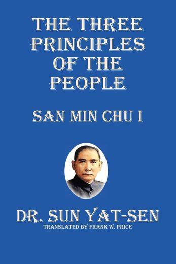 The Three Principles of the People SAN MIN CHU I