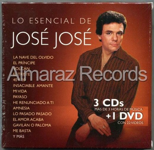 Lo Esencial de José José