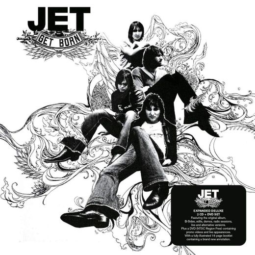 JET - Get Born: Deluxe Expanded Edition - Amazon.com Music